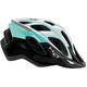 MET Funandgo Helm emerald green/black/white metallic